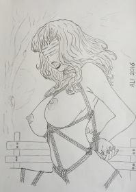 Nora - sulla panchina