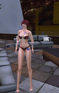 Nora su Second Life